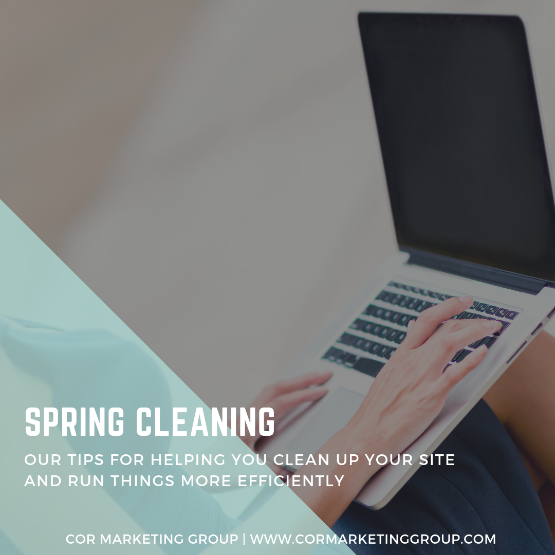 Spring Cleaning In Your Business
