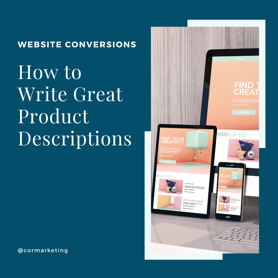How to Write Great Product Descriptions