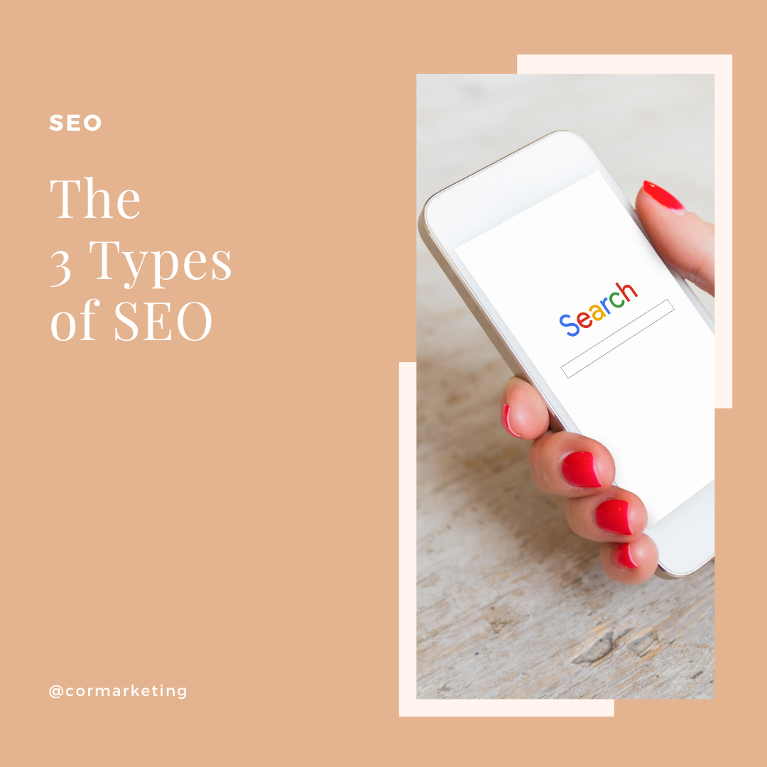 The 3 Types of SEO