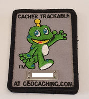 Signal The Frog Trackable Patch