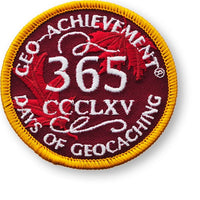 365 days Geo-Achievement Patch