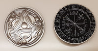 Norwegian Vikings geocoin - The Brooch