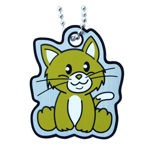 Kitten Cachekinz Trackable Tag