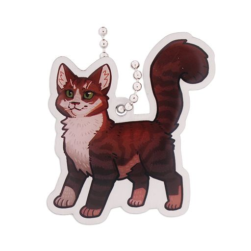 Geopets Travel Tag - Chai the Cat