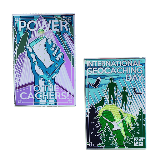 2019 International Geocaching Day Geocoin