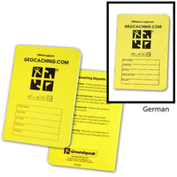Official liten RITR - 24 Sheet All Weather Logbook