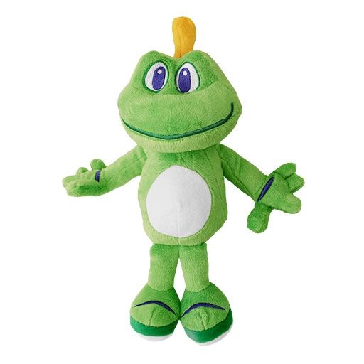 Signal the Frog bamse medium