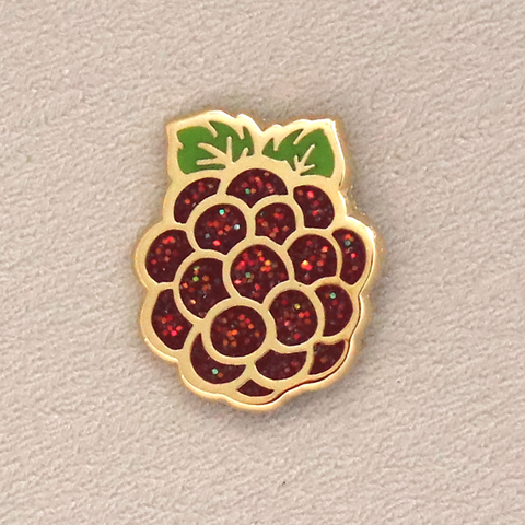 Blackberry Mini Pin