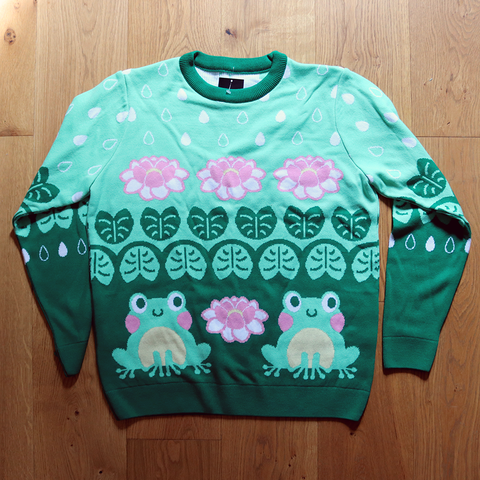 Frogly Sweater