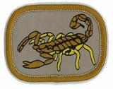 CREST - WILDLIFE-PATROL-LODGE-SCORPION