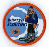CREST - WINTER SCOUTING