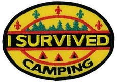 CREST - I SURVIVED CAMPING