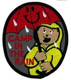 CREST - CAMP IN THE RAIN