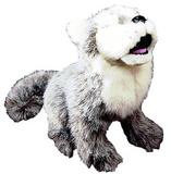 PLUSH TOY - HOWLING WOLF