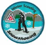 CREST - SNOWSHOEING - WINTER SCOUTING