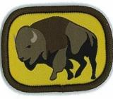 CREST - WILDLIFE-PATROL-LODGE-BUFFALO