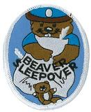 CREST - BEAVER SLEEPOVER - TEDDY BEAR