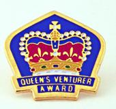 PIN - QUEEN'S VENTURER AWARD