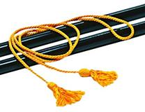 FLAG CORD - GOLD