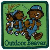 CREST - OUTDOOR BEAVER HIKING