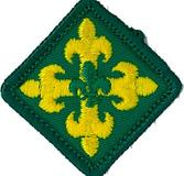 BADGE - CHAPLAIN CLOTH