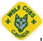 CREST - WOLF CUBS CANADA