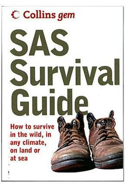 BOOK - SAS SURVIVAL GUIDE