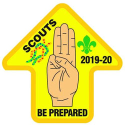 SCOUTS - ARROW CREST