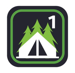 BADGE - OAS CAMPING