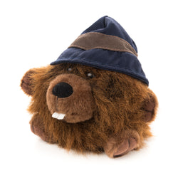 PLUSH TOY - BEAVER W/ BVR HAT