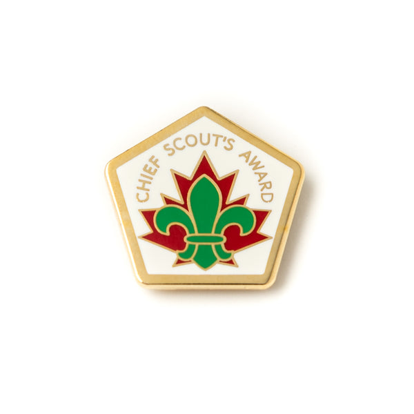 PIN - CHIEF SCOUT AWARD