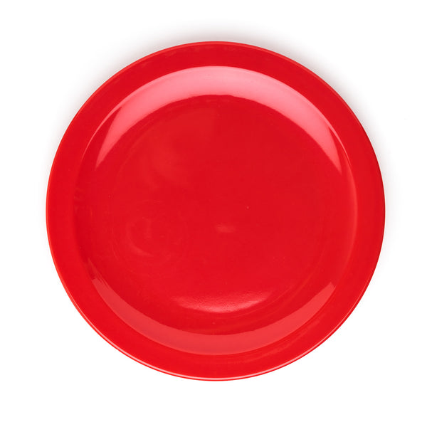 SCOUT MESS KIT PLATE - RED