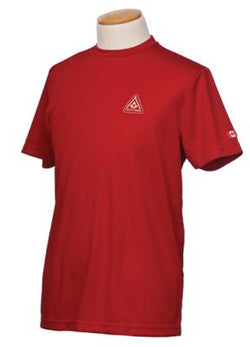 TECH T-SHIRT MEN'S RED