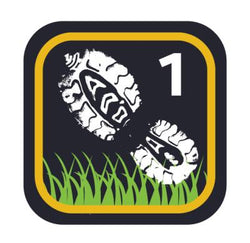 BADGE - OAS TRAIL SKILLS