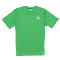 TECH T-SHIRT-SCOUT-GREEN - YOUTH