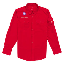 SHIRT - UNIFORM - WOMEN'S - RED