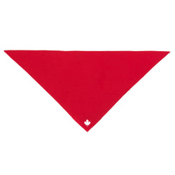 NECKERCHIEF - NATIONAL RED