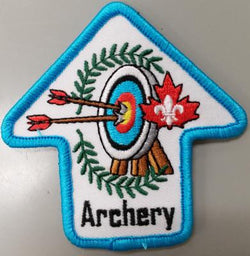 ARCHERY CREST ARROW