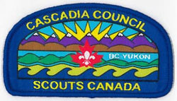 BADGE - CASCADIA COUNCIL