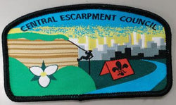 BADGE- CENTRAL ESCARPMENT