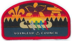 BADGE - VOYAGEUR COUNCIL