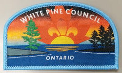BADGE - WHITE PINE COUNCIL