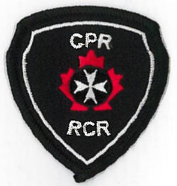 BADGE - FIRST AID LEADER (RESTRICTED)