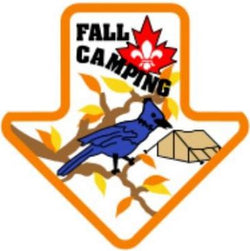 FALL CAMPING ARROW