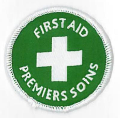 BADGE - FIRST AID - GENERIC