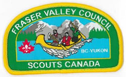 BADGE - FRASER VALLEY COUNCIL