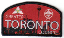 BADGE - GREATER TORONTO COUNCIL