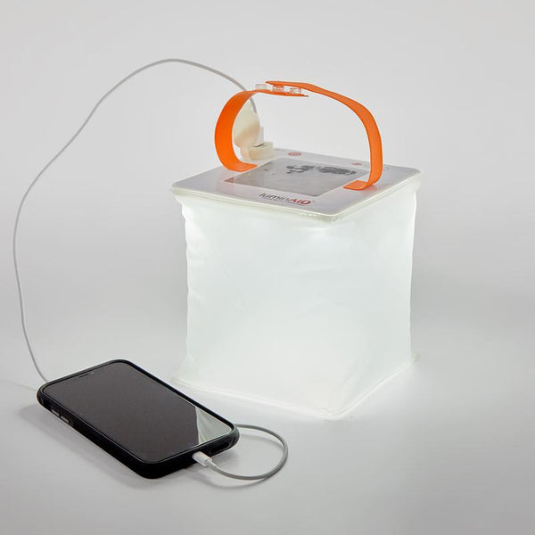 Luminaid Packlite Max 2 in 1 Phone charger