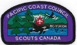 BADGE - PACIFIC COAST COUNCIL