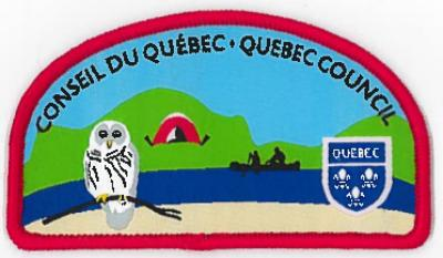 BADGE - QUEBEC COUNCIL